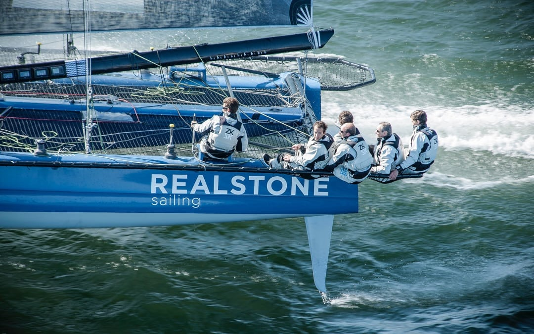 A victorious year for Realstone Sailing