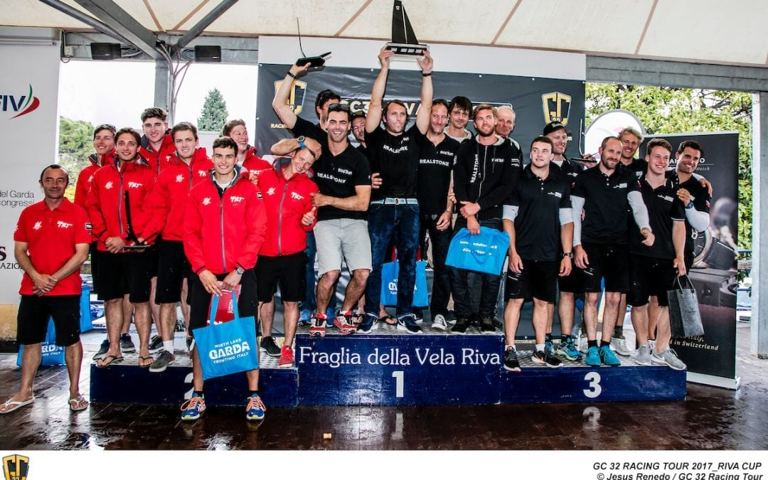 Realteam claims the GC32 Riva Cup 2017