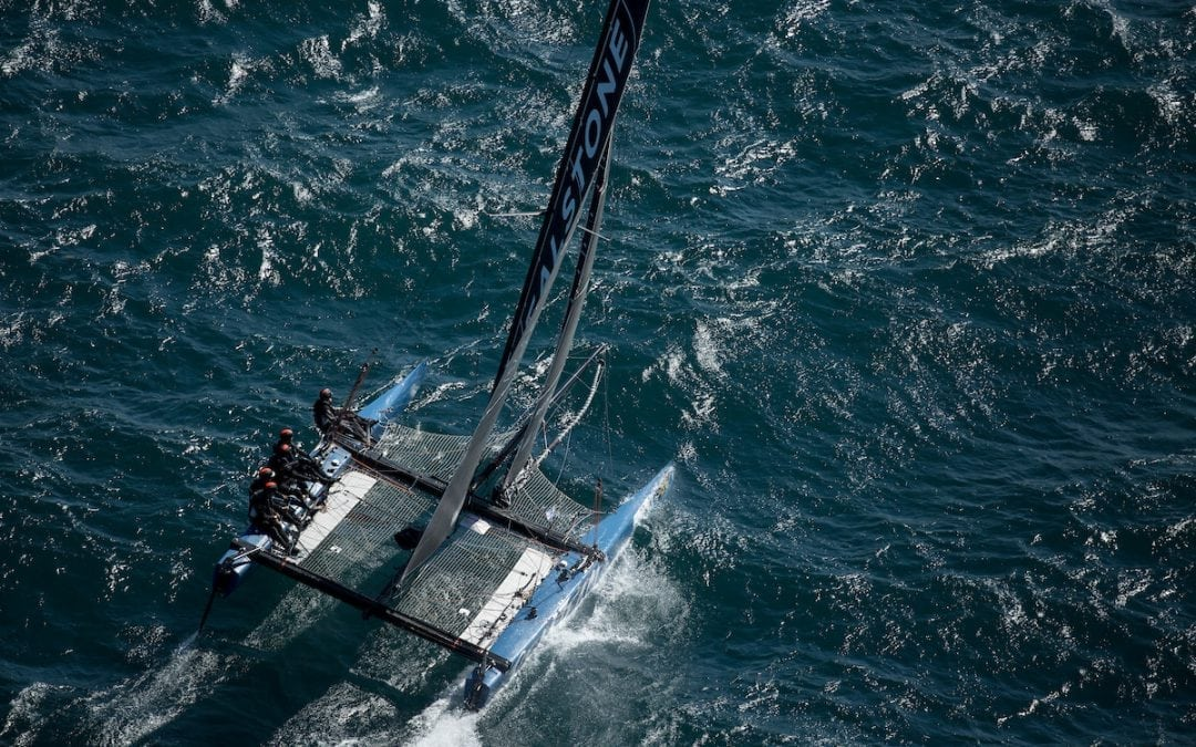 Realteam achieves a spectacular third place at the Bol d'Or Mirabaud