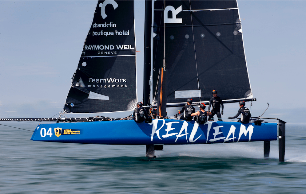 GC32 World Championship – a first edition on high voltage