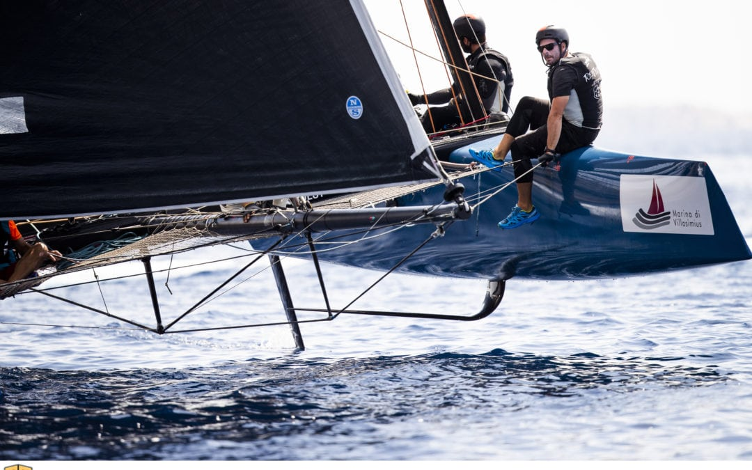 GC32 | A silver medal for Realteam in Villasimius