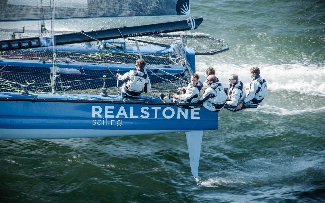 From the Realstone Cup to Realteam Sailing: 10 fascinating years aboard the D35